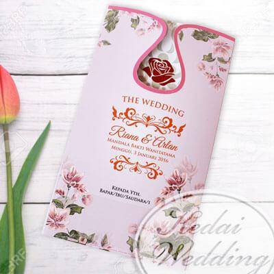 undangan pernikahan mewah