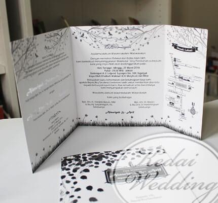 isi-undangan-pernikahan-hitam-putih