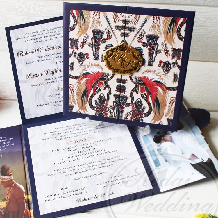 undangan pernikahan papua