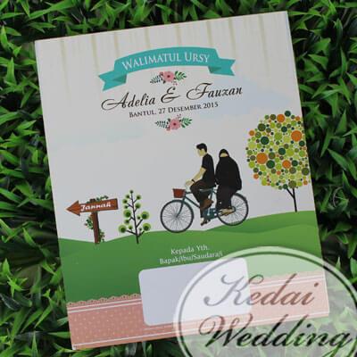 560 Gambar Desain Undangan Pernikahan Unik Dan Lucu Islami HD Terbaru Yang Bisa Anda Tiru