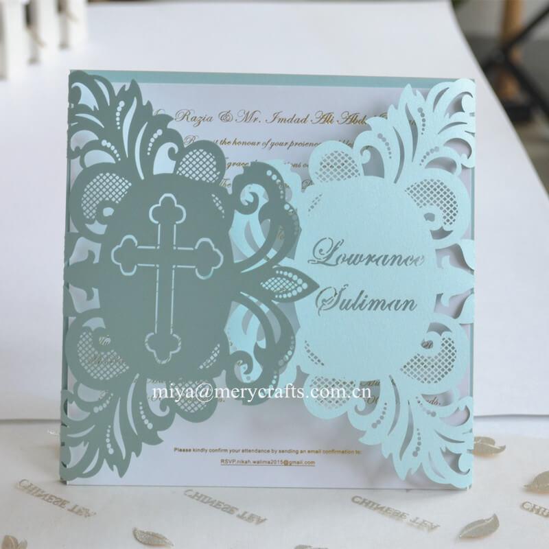 undangan pernikahan kristen