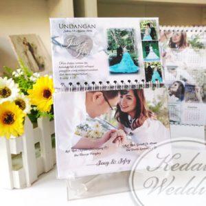 undangan-pernikahan-kalender
