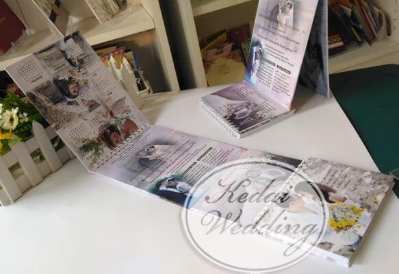 undangan-pernikahan-kalender-notes