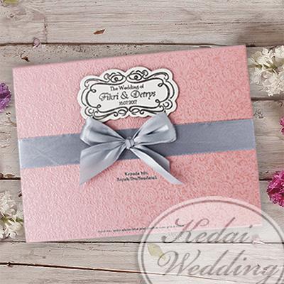 undangan-pernikahan-pink-silver