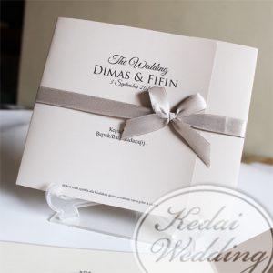undangan pernikahan simpel