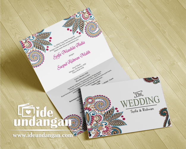 undangan pernikahan murah bantul