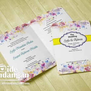 undangan pernikahan murah sleman